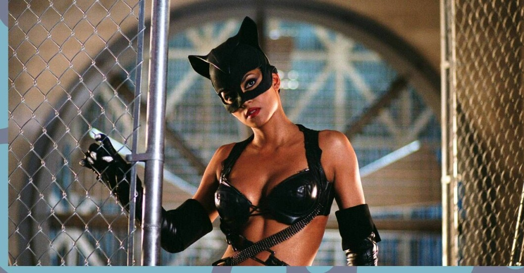 halle berry som catwoman