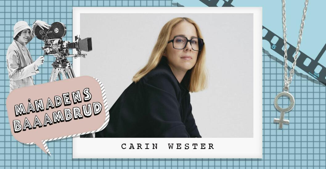 Carin Wester månadens baaambrud oktober 2021