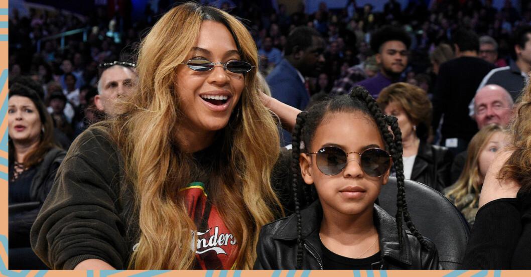 Beyoncés dotter Blue Ivy läser in boken baserad på den Oscar-vinnande filmen Hair Love. Lyssna på ett klipp här!