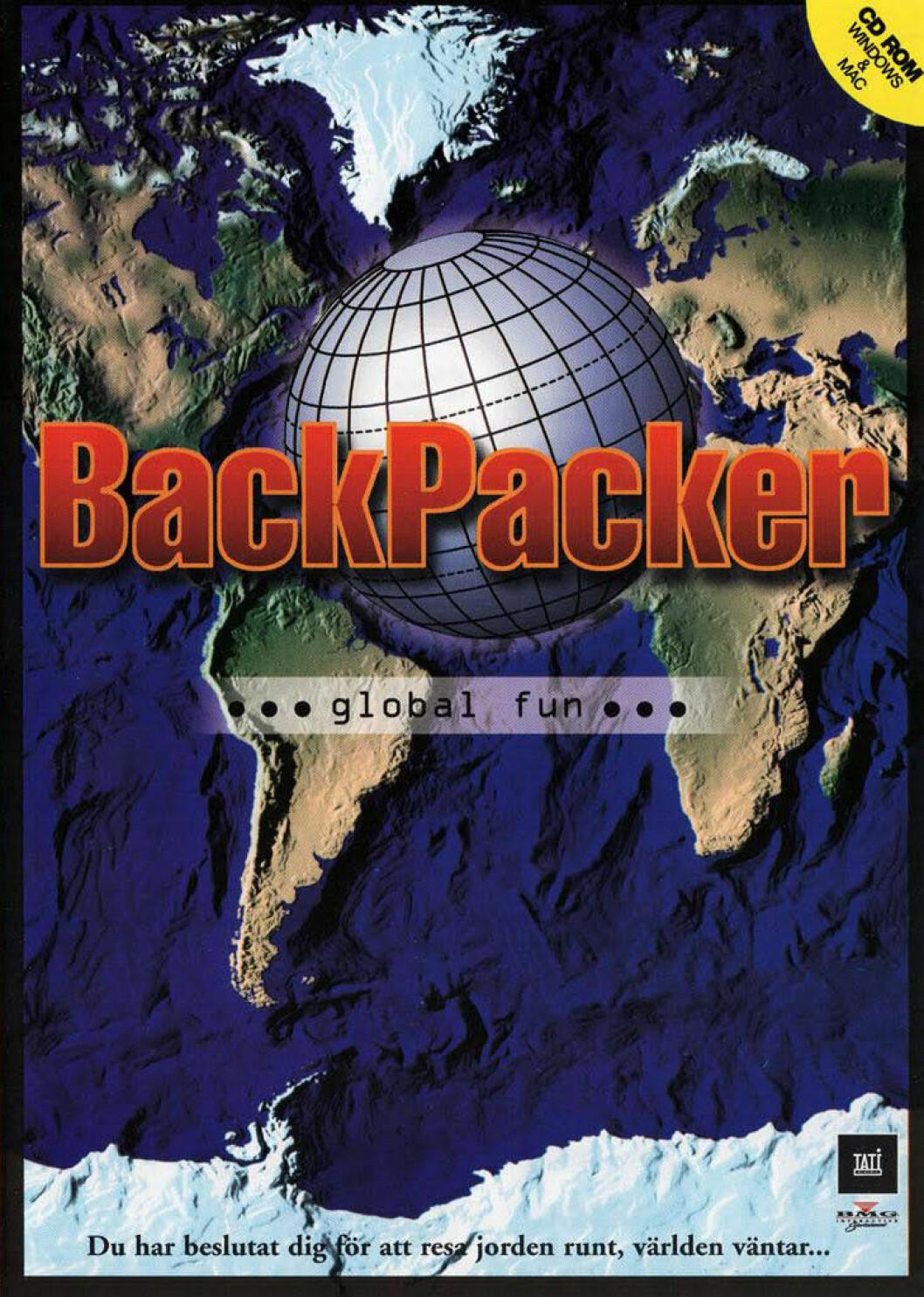 Backpacker.