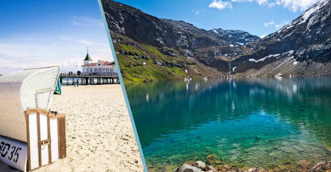 Skippa flyget i sommar – 12 närliggande badplatser du måste besöka