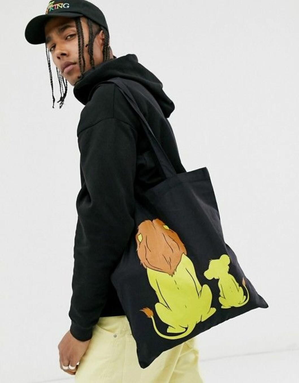 Väska lejonkungen