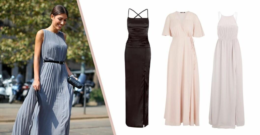 Billiga balklänningar och långklänningar