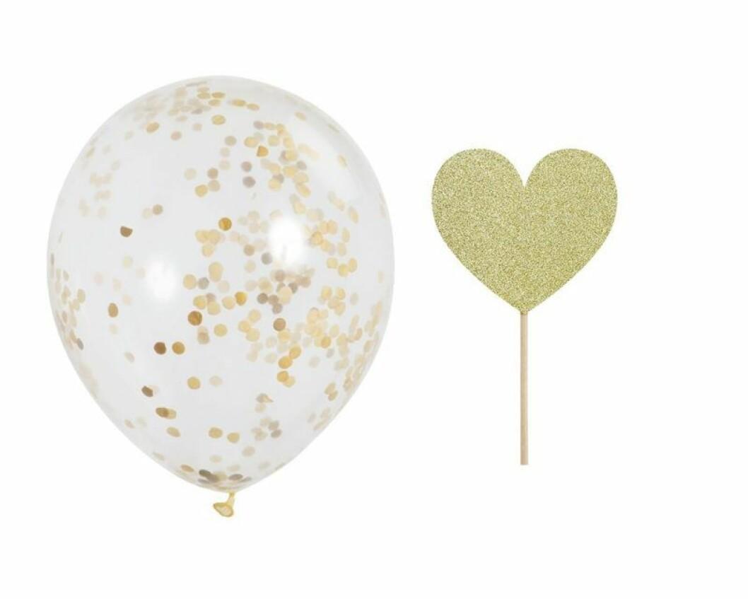 Brudtärna ballong