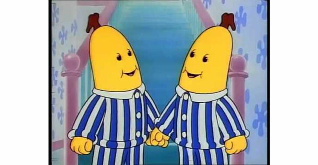 Bananer i pyjamas filmen