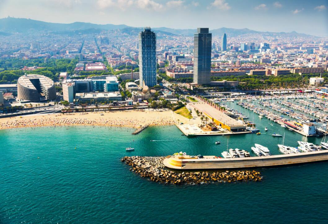 Barcelona weekend höst 2018