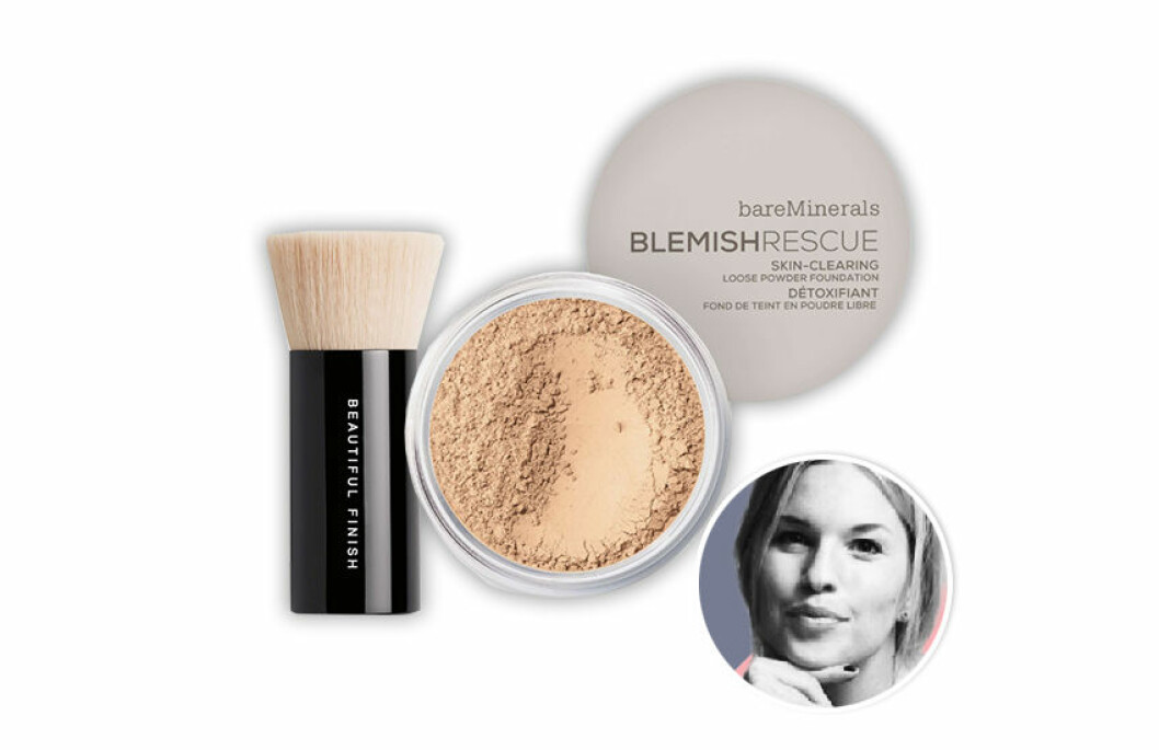 Bare Minerals Blemish Rescue Skin Clearing Foundation