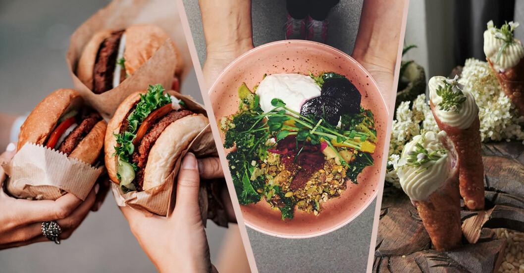Två svenska veganska restauranger bland Europas bästa