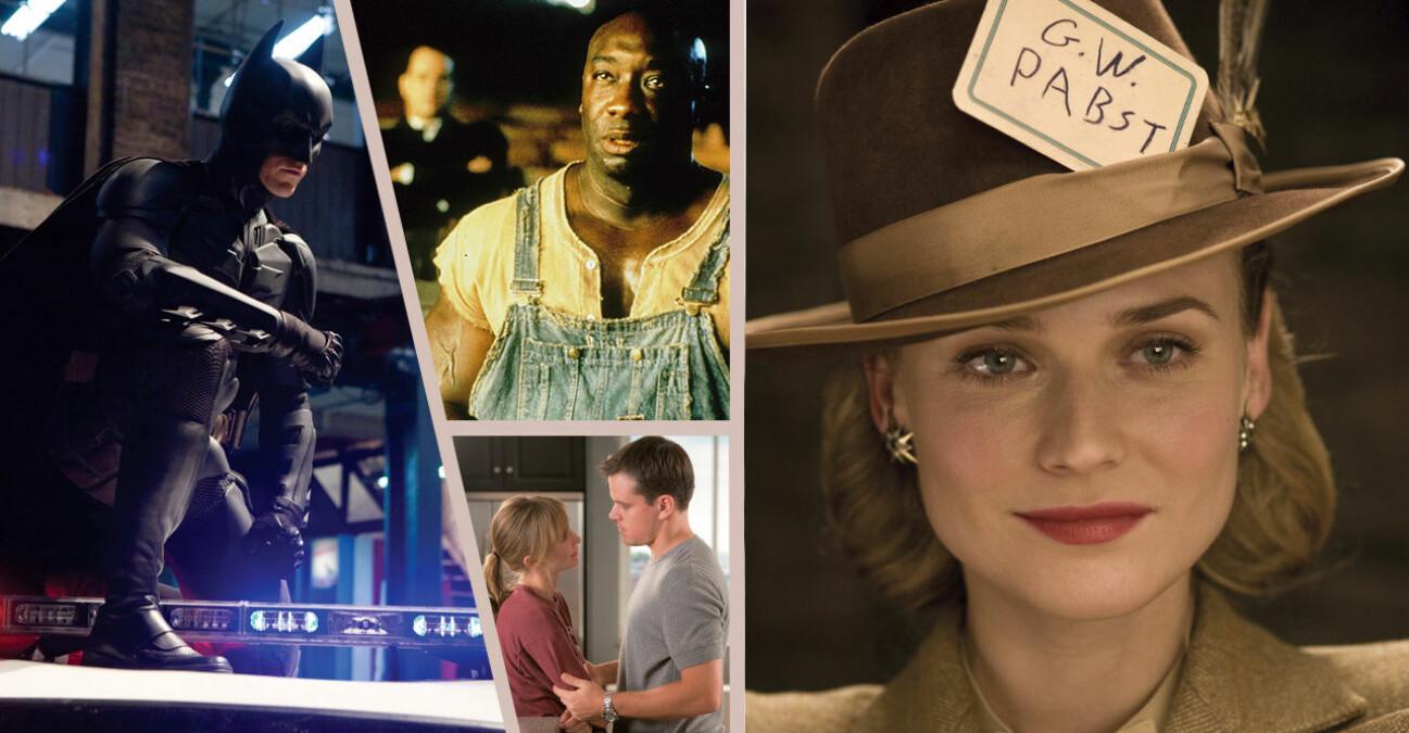 Filmerna med högst betyg på Netflix