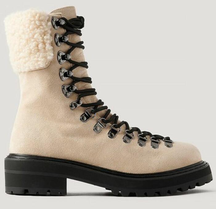 beige boots nakd