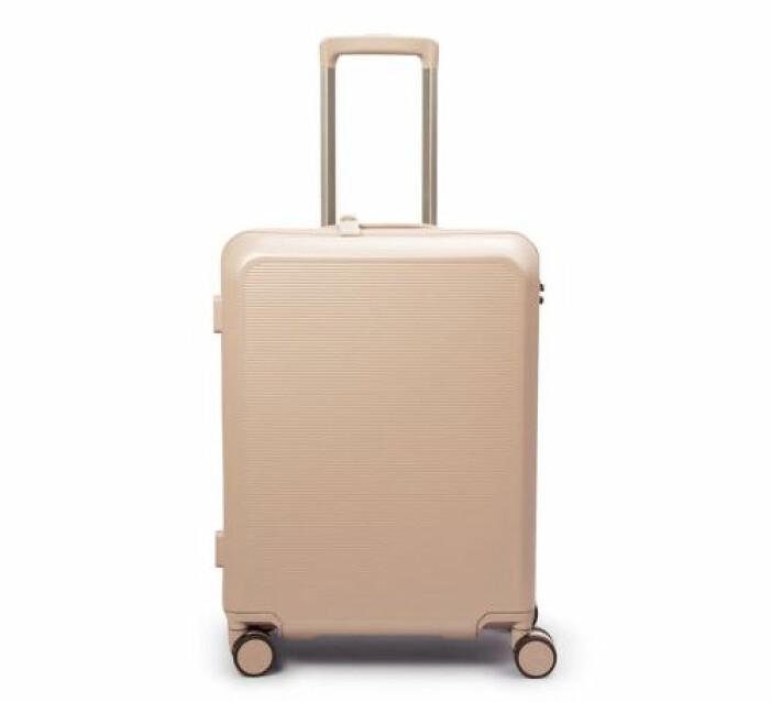 Beige kabinväska från A-TO-B