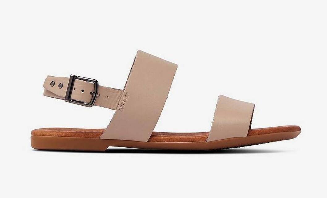 Beige sandaler för dam till 2020