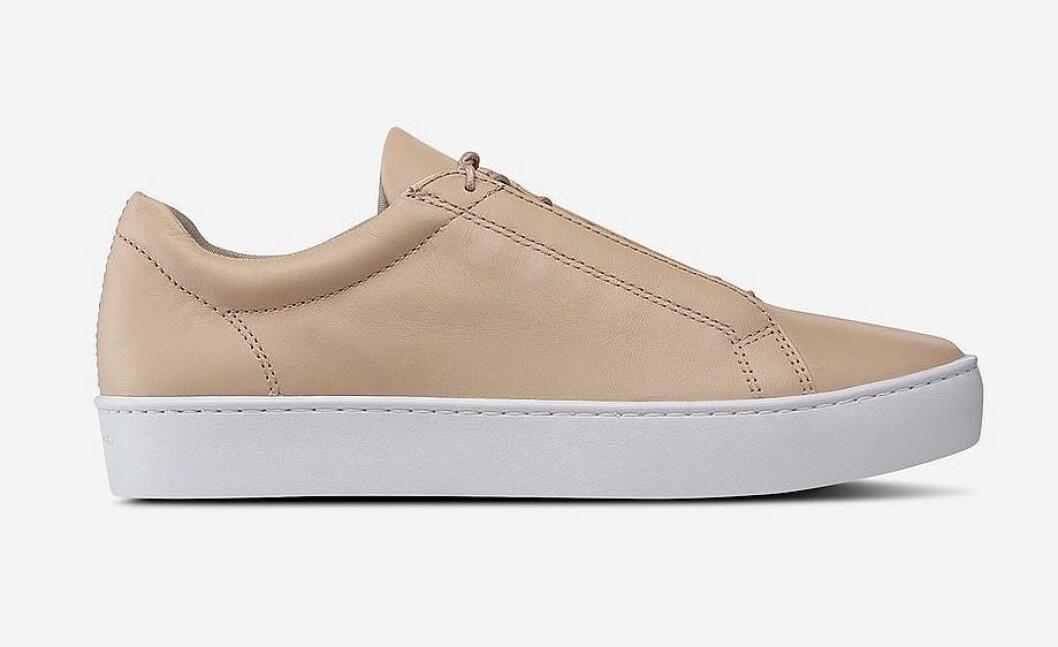 Beige sneakers för dam till våren 2019