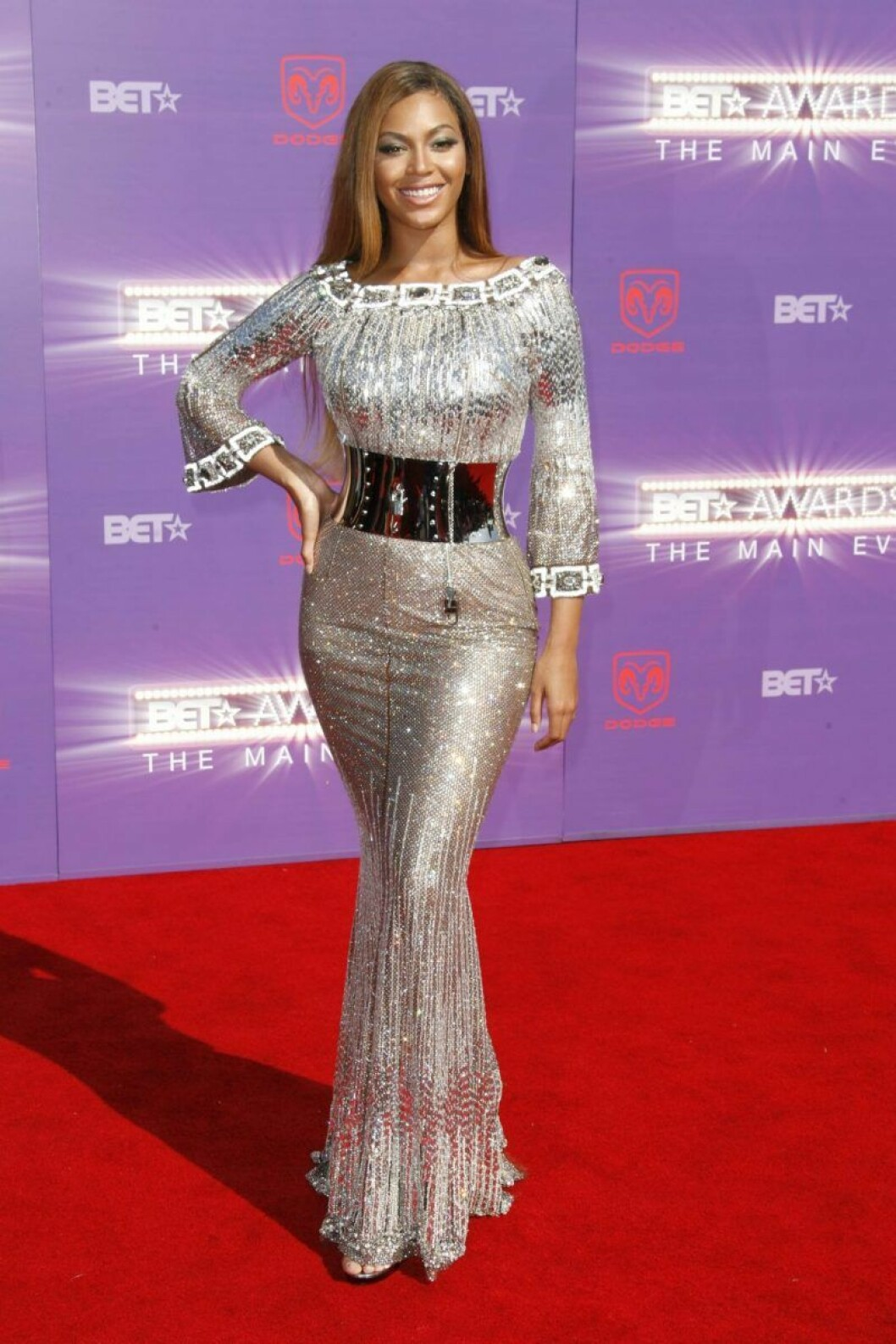 beyonce bet awards 2007