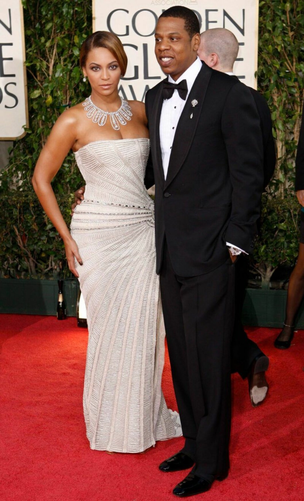 beyone golden globes 2009