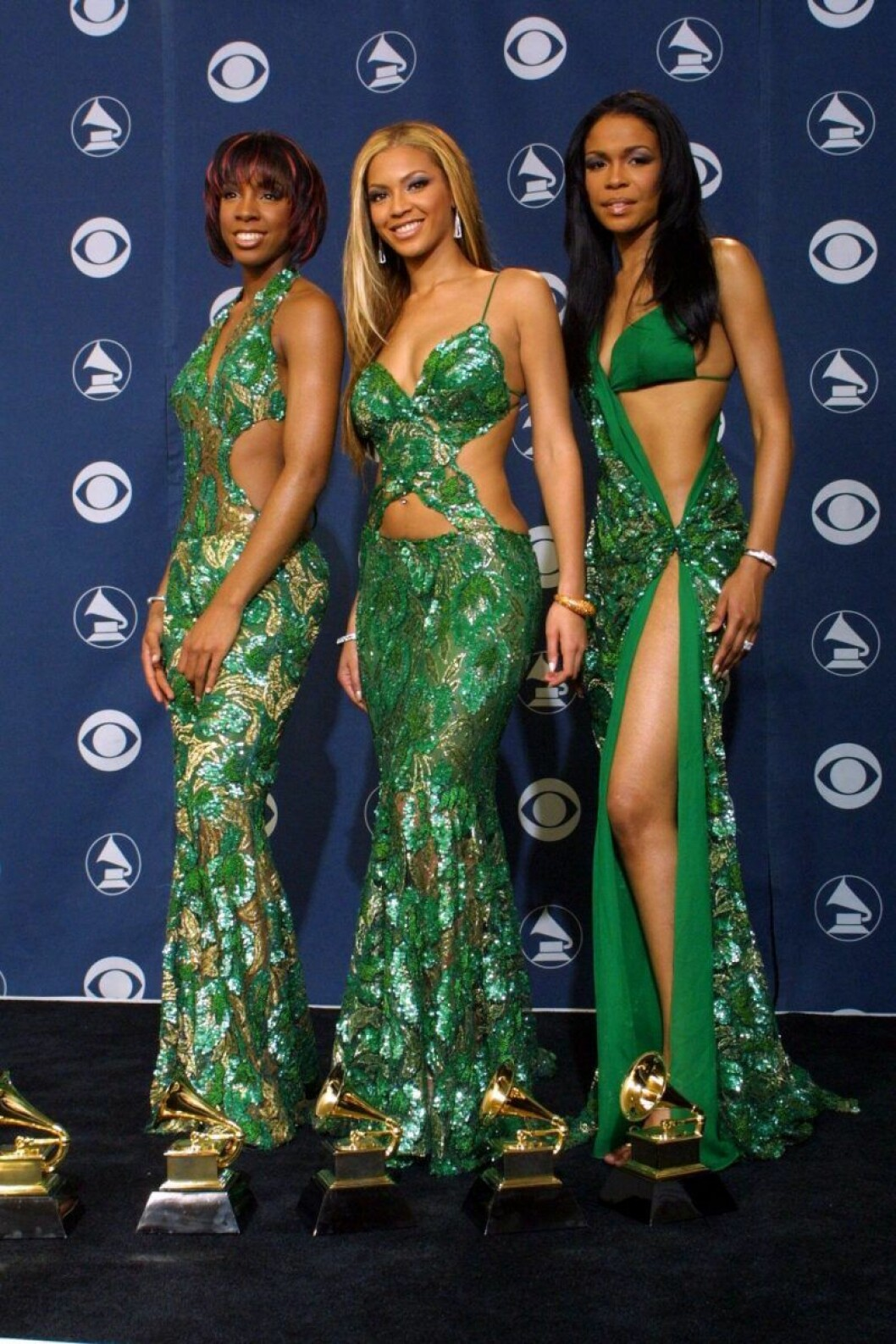 Destinys Child 2001