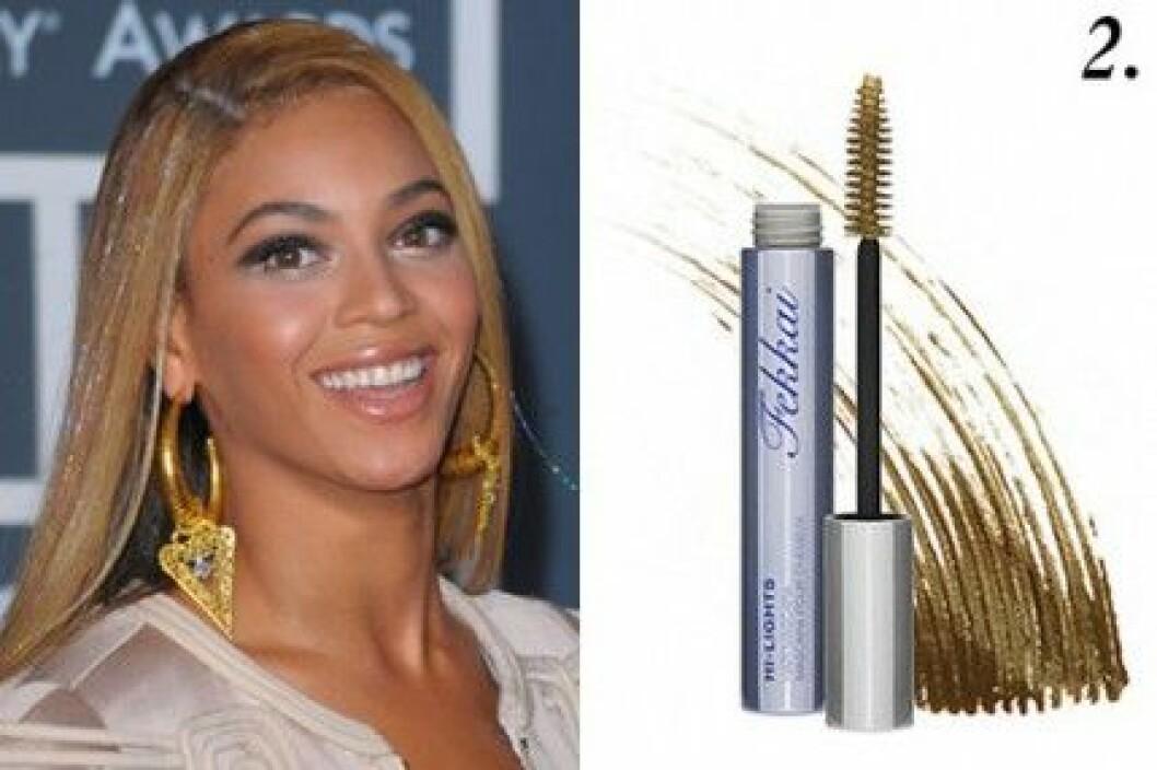 Beyonce med hårmascara. Här från Frederic Fekkai.