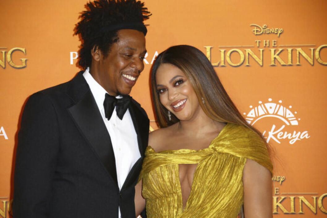 Jay-Z och Beyoncé