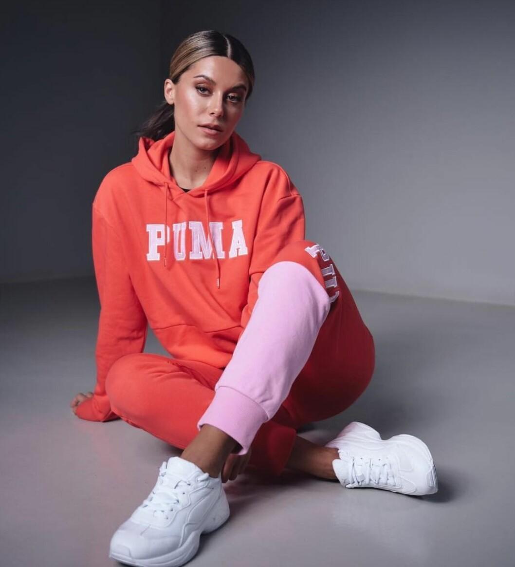 Bianca Ingrossos träningskläder
