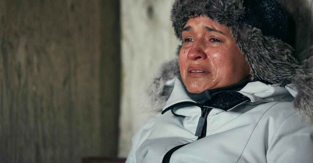Bianca Kronlöf spelar Liv i Tunn is