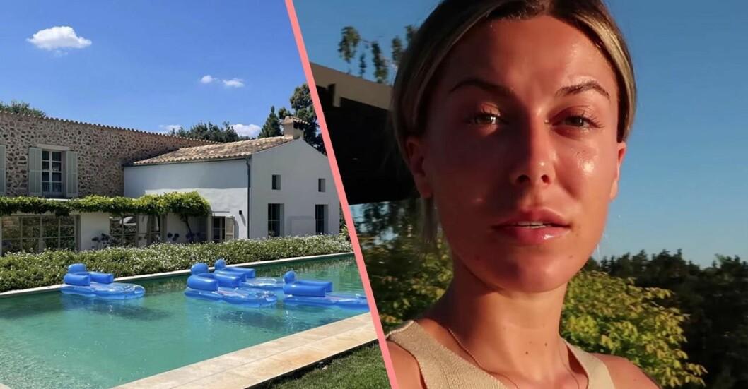 Bianca Ingrosso semester kostar huset