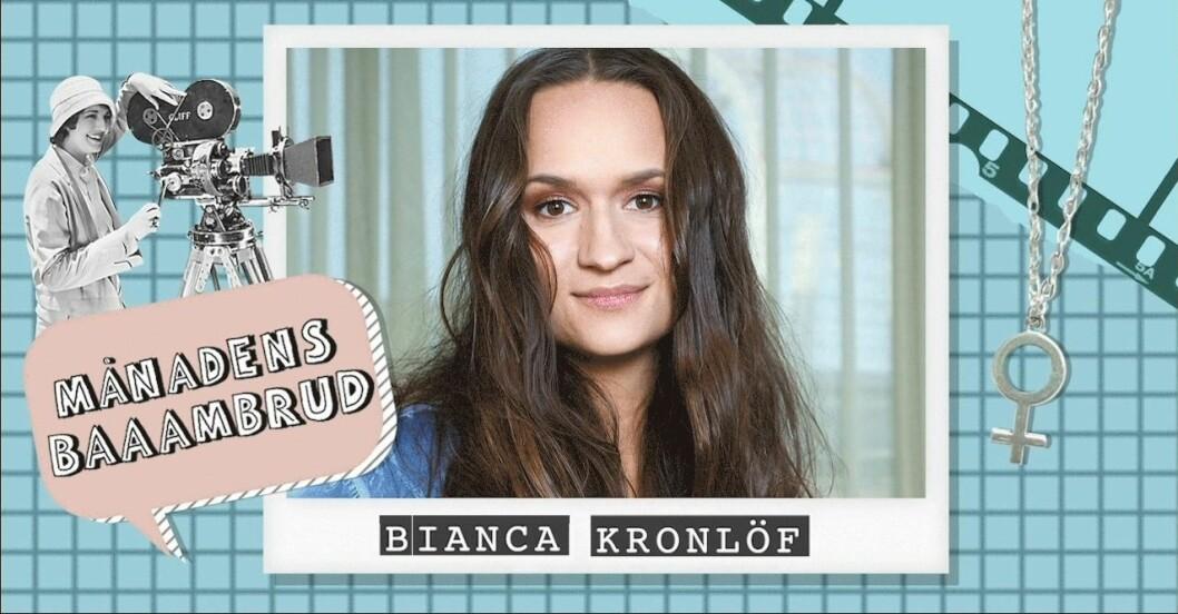 Bianca Kronlöf, Tunn is