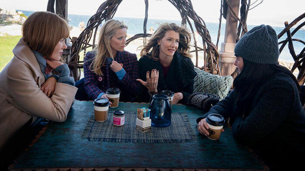 En bild på några karaktärer ur HBO-serien Big Little Lies.
