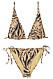 Djurmönstrad bikini för dam till 2019