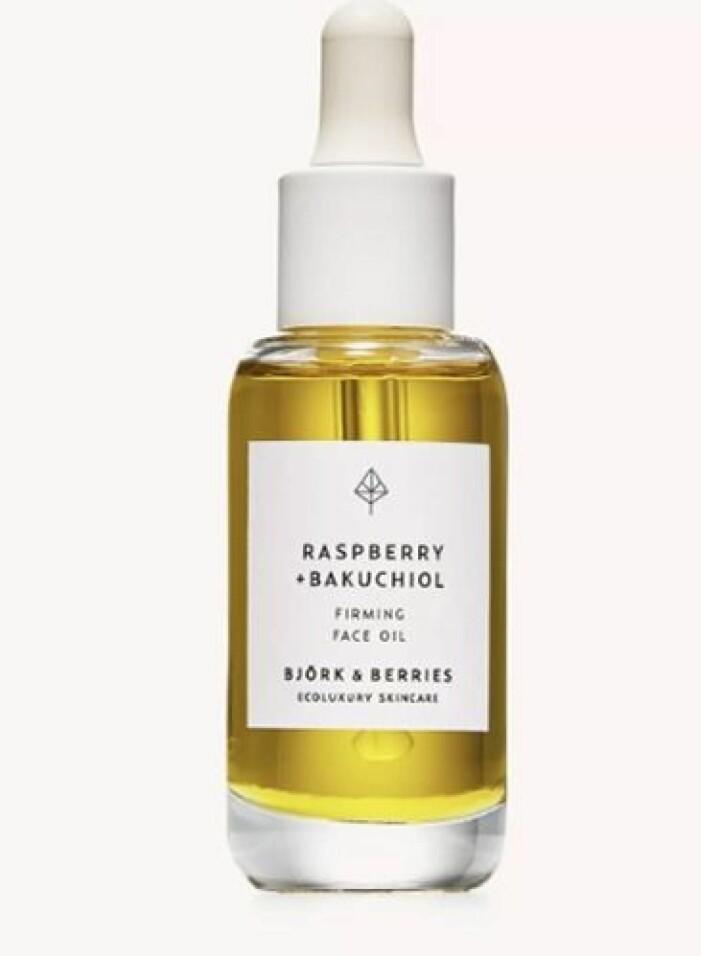 Björk & Berries Raspberry + Bakuchiol Face Oil