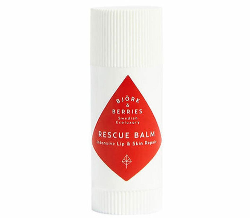 En bild på produkten Björk & Berries – Rescue Balm.