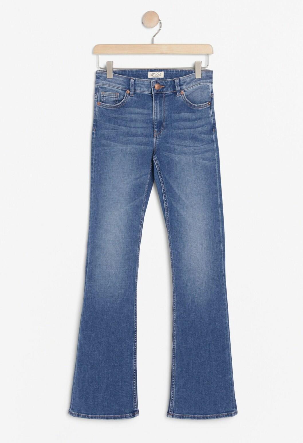 Bootcut-jeans för dam till våren 2020