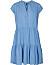 Blå strandklänning för dam till 2020