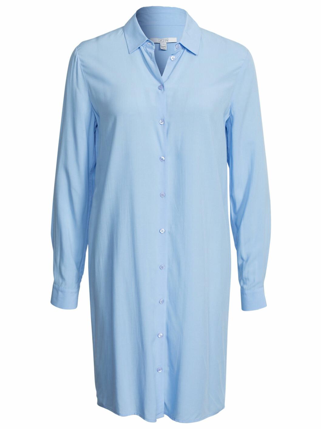 bla skjortklanning