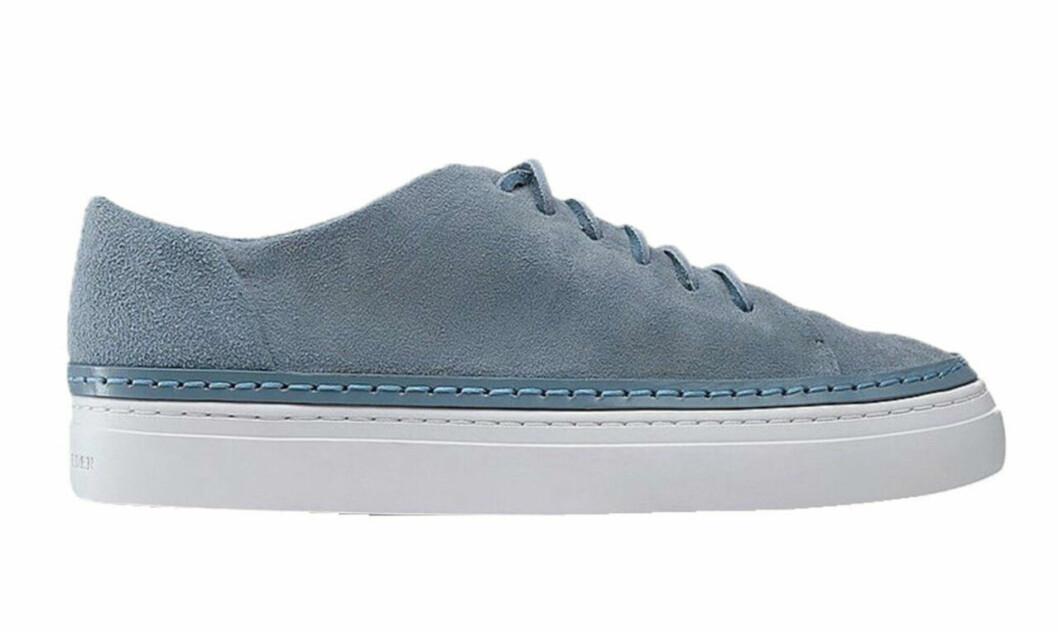 Ljusblå sneakers för dam till våren 2019