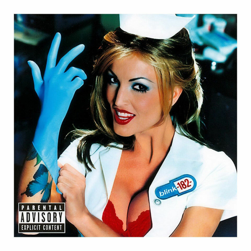 Enema of the State med Blink 182.