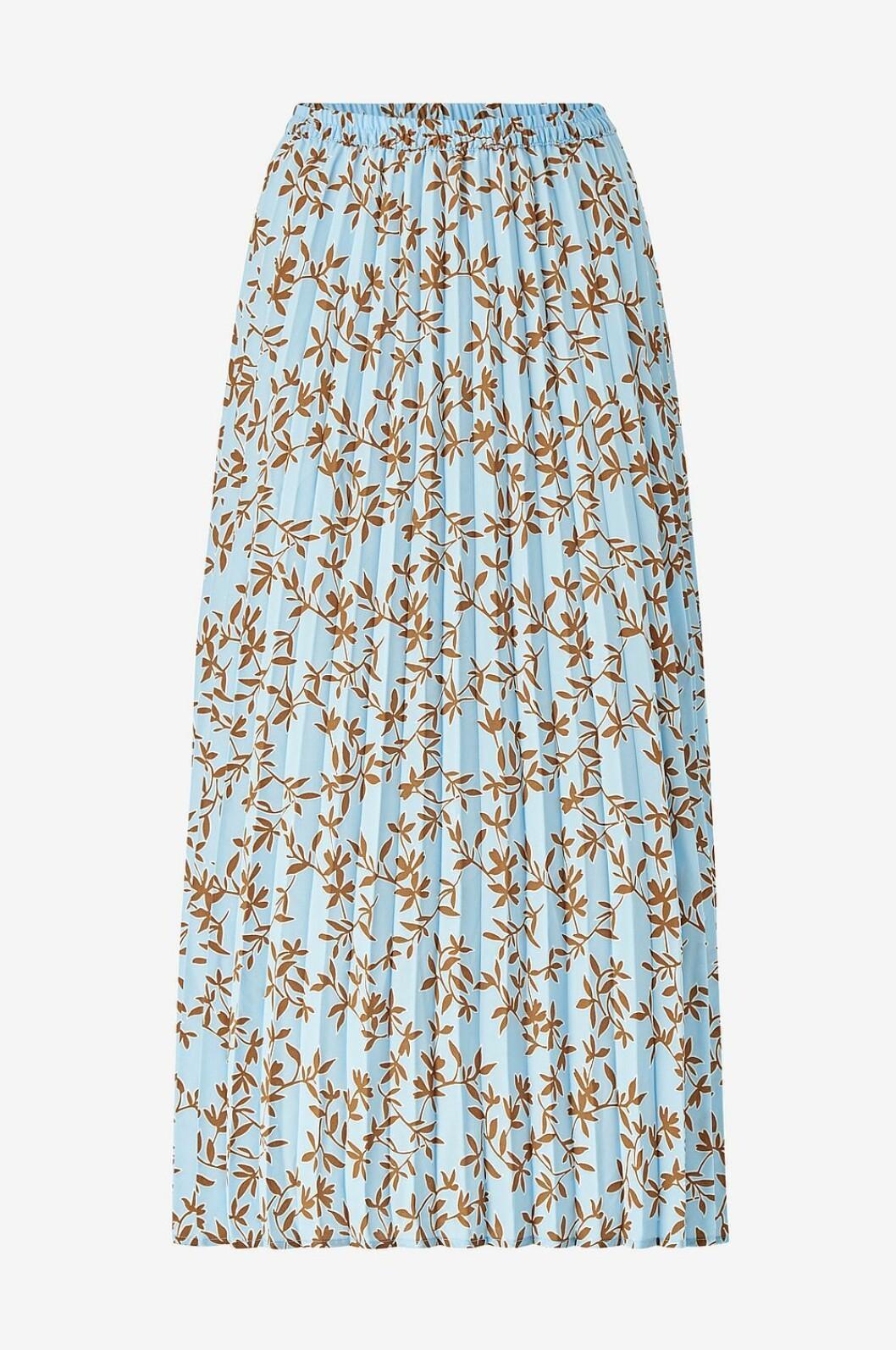 Blommig kjol för dam till 2020