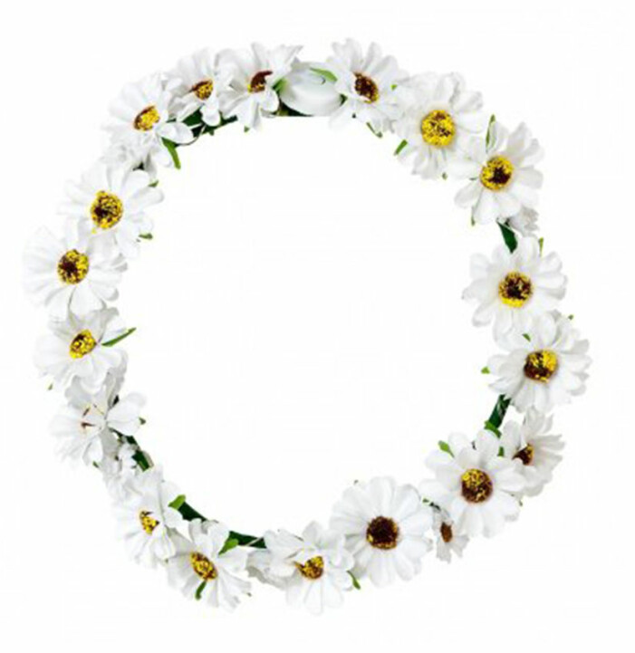 blomsterkrans till midsommar 2021