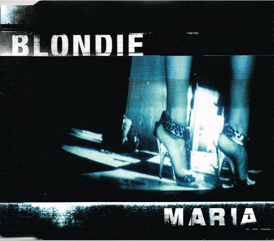 Singeln Maria av Blondie.