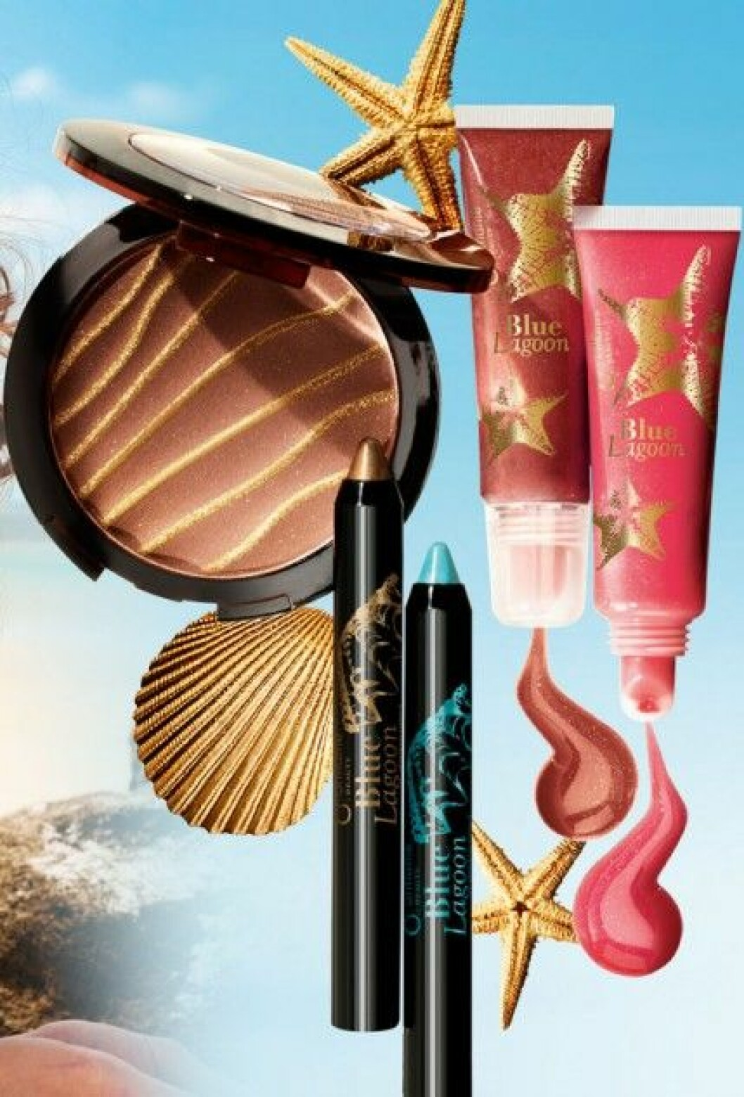 Blue Lagoon by Jonas Wramell for Oriflame.