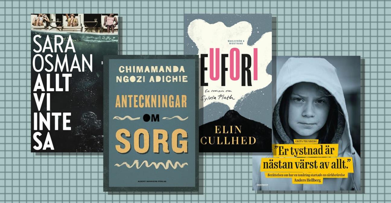 10 bra böcker att läsa i sommar 2021