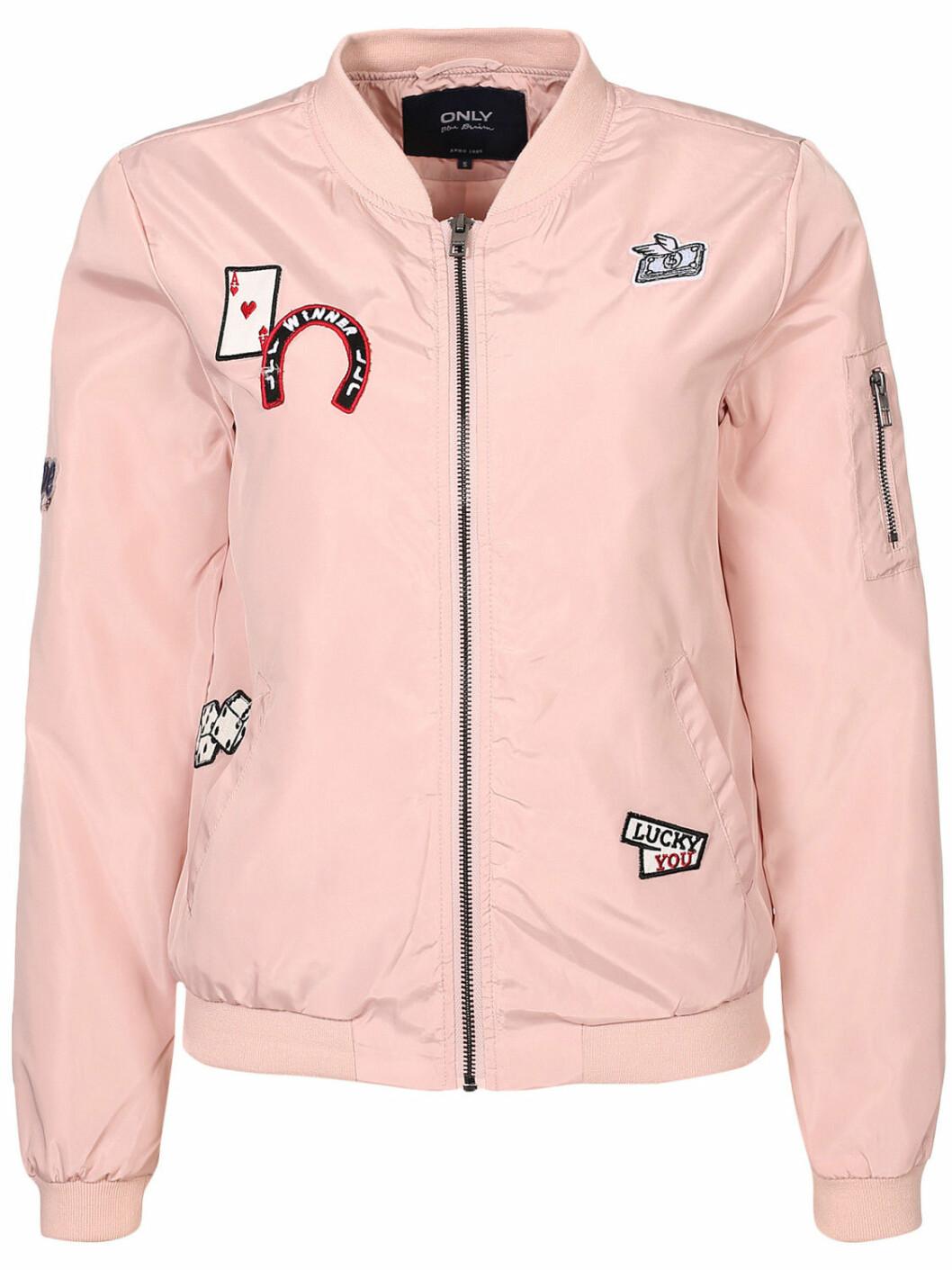 bomberjacka patches rosa