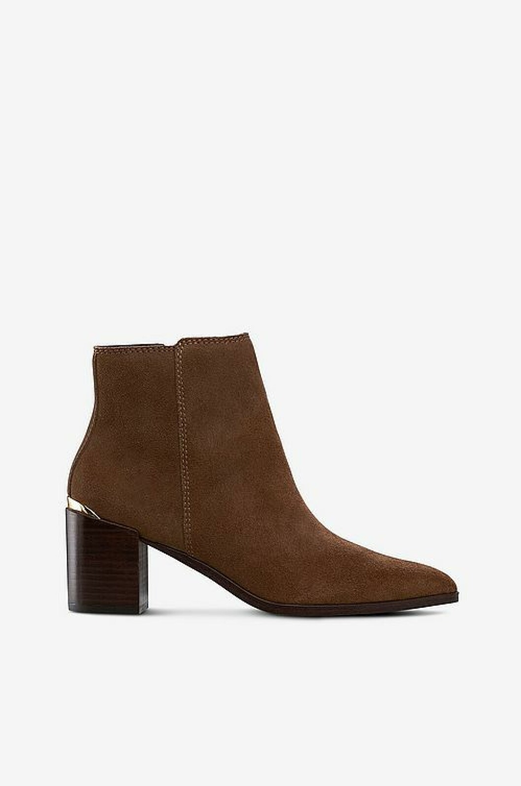 Bruna boots från Ellos
