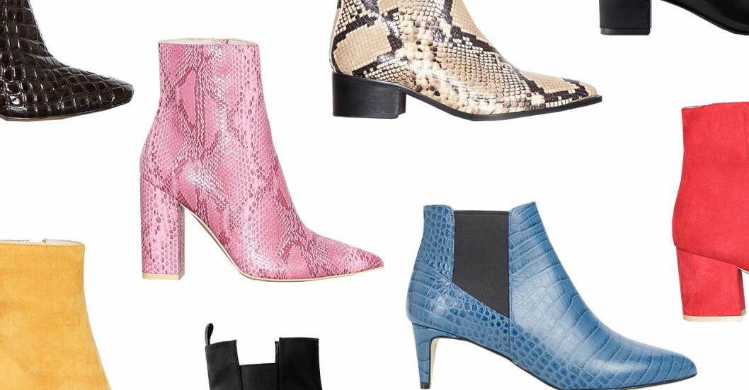 Boots för dam till 2019 vårmode
