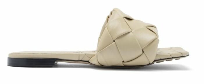beige sandaler från bottega veneta