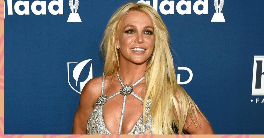 Fansen menar att kritiken inte kommer från Britney Spears själv.