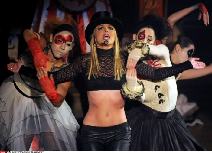 Britney gör comeback!