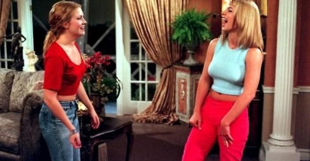 Sabrina och Britney