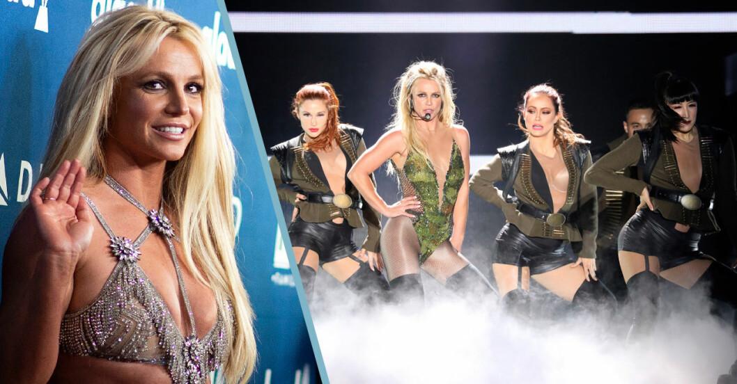 Britney Spears musik blir feministisk musikal