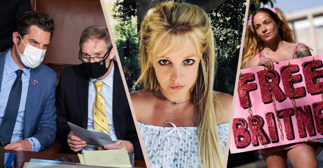 Dokumentären Framing Britney Spears får politiker att agera