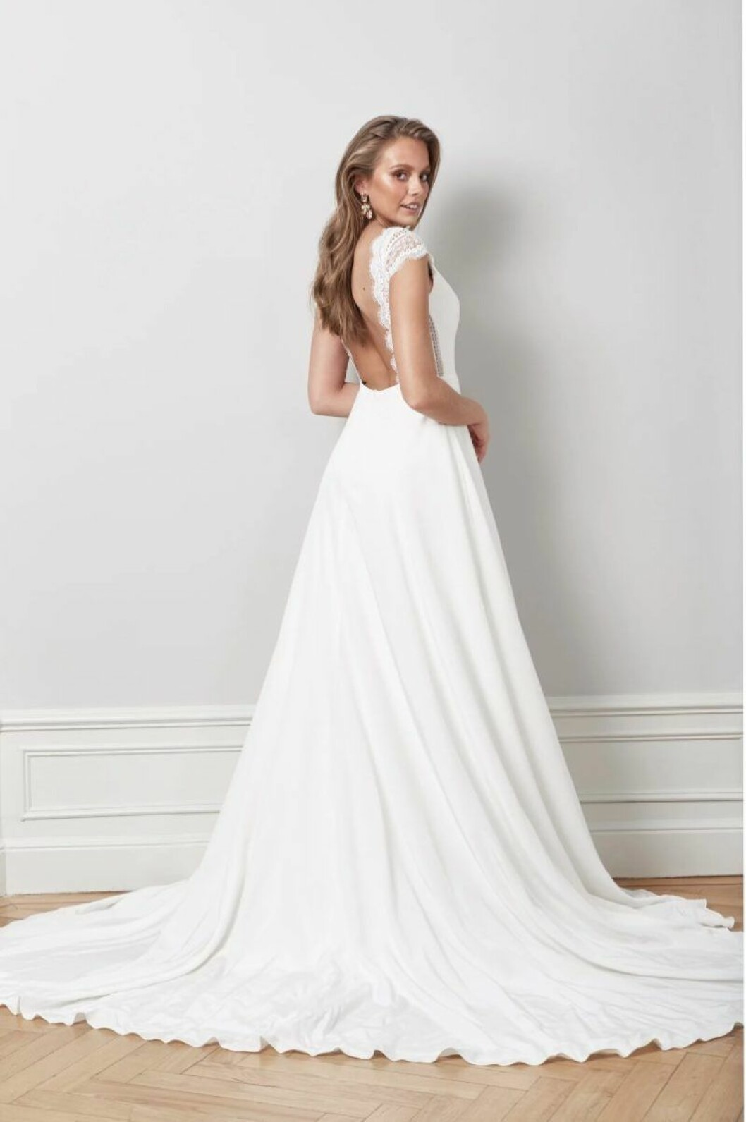 Elegant brudklänning från By Malina